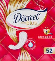 Прокладки щоденні Normal Plus Zoneplus Discreet 52шт