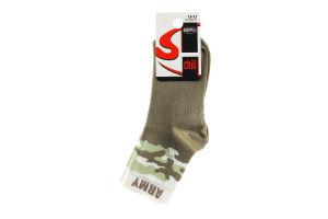 """Шкарпетки TUPTUSIE 748 (хлопчик) р. 19-21, 1 шт (ТМ """"CHILI"""")"""