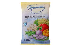 Суміш овочева заморожена Гарнір Мозаїка Артика м/у 450г