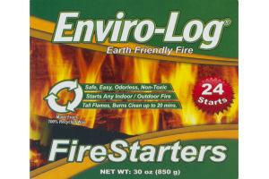 Enviro-Log Fire Starters