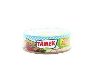 Баклажани TAMEK смажені консервовані 190г