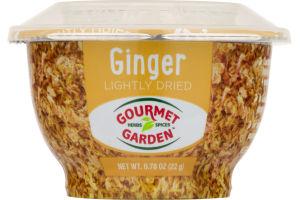 Gourmet Garden Ginger Lightly Dried