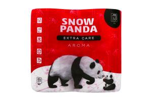 Сніжна панда EXTRA CARE туал.пап. 4-шаров. 8шт Aroma