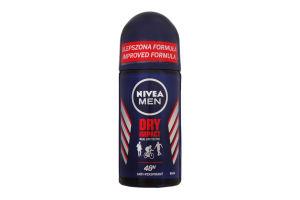 Кульковий антиперспірант Nivea Men® Dry comfort, 50мл