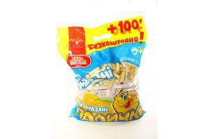 Кукурузные палочки Молочные Мак-Дак м/у 500г