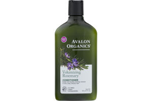 Avalon Organics Conditioner Volumizing Rosemary