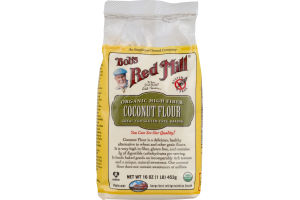 Bob's Red Mill Coconut Flour Organic High Fiber