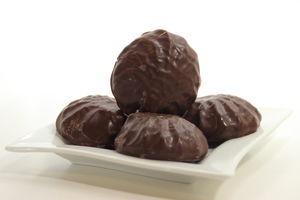 Зефір в шоколадній глазурi фiгур.Жако кг