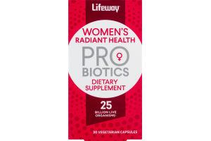 Lifeway Woman's Radiant Health Probiotics - 30 CT