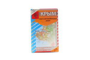 Карта Крим