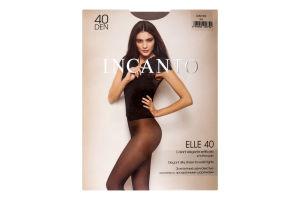 Колготки женские Incanto Elle 40den 2-S naturel