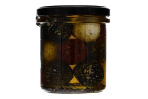 Карпатський трюфель в оліі
