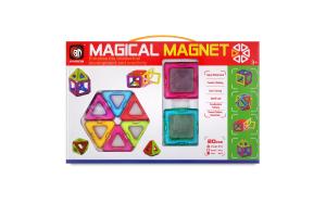Конструктор для детей от 3лет №701 Magical magnet Xinbida 1шт