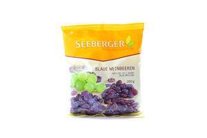 Родзинки Seeberger з темного винограду 200г