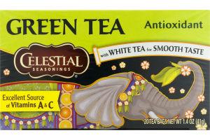 Celestial Seasonings Green Tea Antioxidant - 20 CT