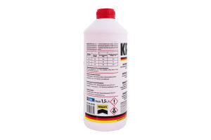 Концентрат антифриза G12/G12+ Kraft 1.5л