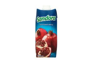 Нектар гранатовый осветленный Sandora т/п 500мл