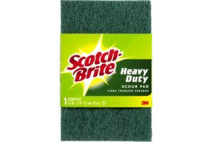 Scotch-Brite Scour Pad Heavy Duty