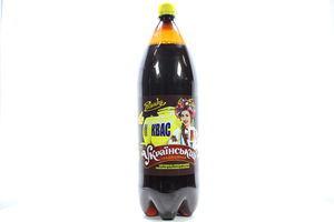 Напиток Квас Украинский традиционный Росинка пэт 2л