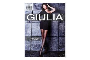 Колготки жіночі Giulia Amalia 20den 3-M nero