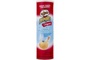 Pringles Lightly Salted Original