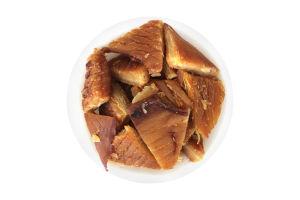 Кальмар шматочки солоно-сушені РПК кг