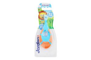 Зубна щітка дитяча м'яка Step 1 Jordan 1шт