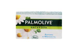 Мыло туалетное с экстрактом ромашки и витамином Е Баланс и мягкость Натурэль Palmolive 90г