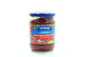 Соус Краснодарский фирменный Чумак с/б 500г