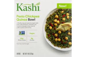 Kashi Pesto Chickpea Quinoa Bowl