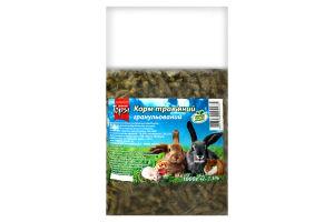 Корм для грызунов травяной гранулированный Topsi 1000г