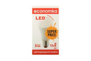 Лампа Экономка LED Promo A60 12W 2800K е27