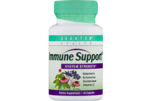Quantum Health Immune Support Dietary Supplement - 30 CT