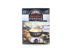 Сир Appenzeller Fondue для фондю 400г Швейцарія