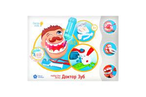 Набор для лепки для детей от 3лет №ТА1041 Доктор Зуб Genio Kids 1шт