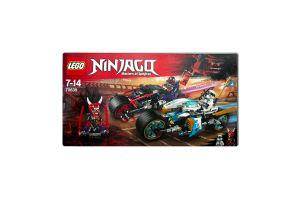LEGO® NINJAGO™ Уличные гонки 70639