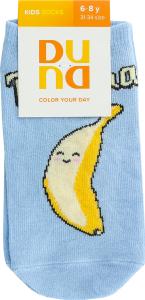 Шкарпетки дитячі Color your day Duna голубі 20-22