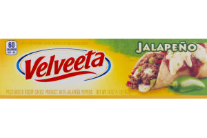 Velveeta Pasturized Cheese Jalapeno