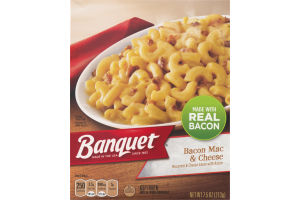 Banquet Bacon Mac & Cheese