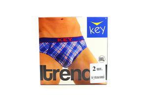 Труси Key чоловічі Trend 2 шт MPP 410 A4 CE XXL