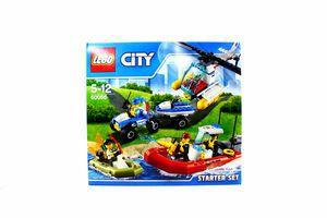 Конструктор LEGO City 5-12 60086