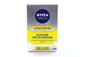 Бальзам после бритья Заряд энергии Nivea Men 100мл