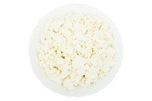 Сир кисломолочний 9% жиру (ящик 5 кг)