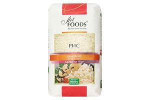 Рис круглий Art Foods Камоліно 1кг