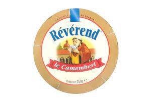 Сыр 45% Камамбер Reverend к/у 250г