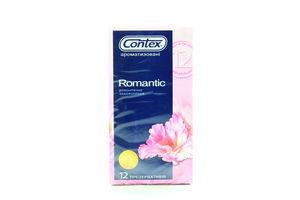 Презервативи Contex Romantic 12шт х6