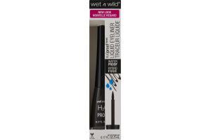 Wet n Wild H2O Proof Liquid Eyeliner 880 Dark Brown