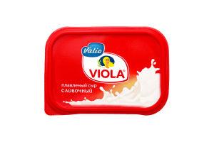 Сыр плавленый 60% Сливочный Viola п/у 200г