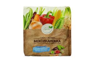 Суміш овочева заморожена Мексиканська Spela м/у 400г