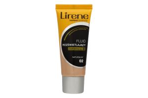 Lirene тональний крем освітлюючий з вітаміном C 02 30мл